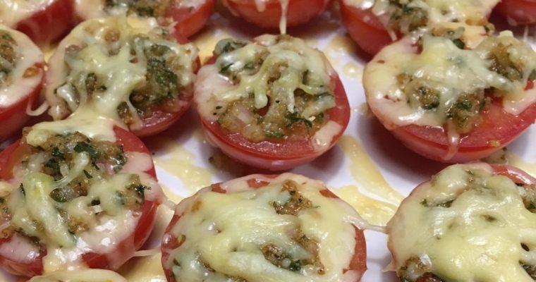 Gegrilde tomaatjes