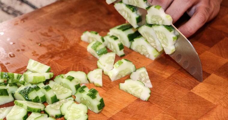 Komkommersalades