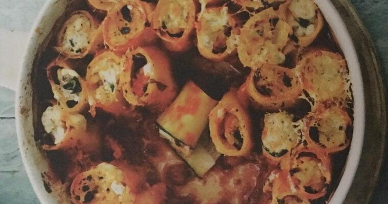 Ovenpasta cannelloni